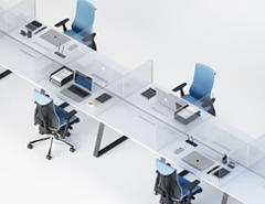 Desk Cover  – Alternate Seats